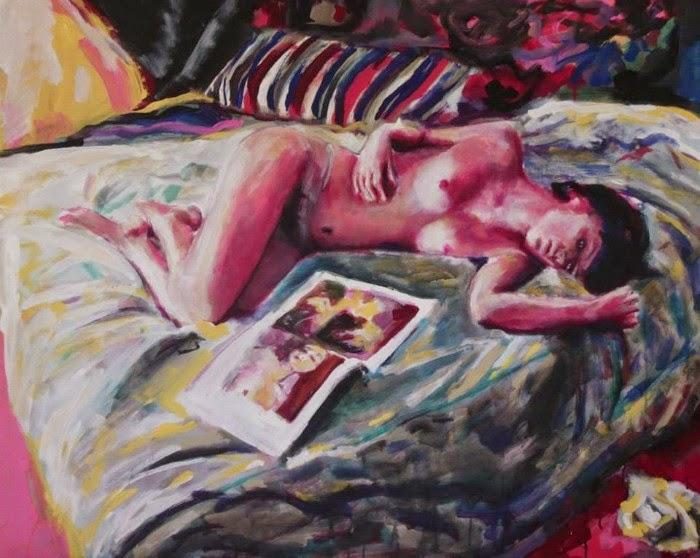 Изобрузительное искусство Аргентины. Pedro De Matteis