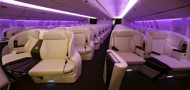 premium economy class air new zealand