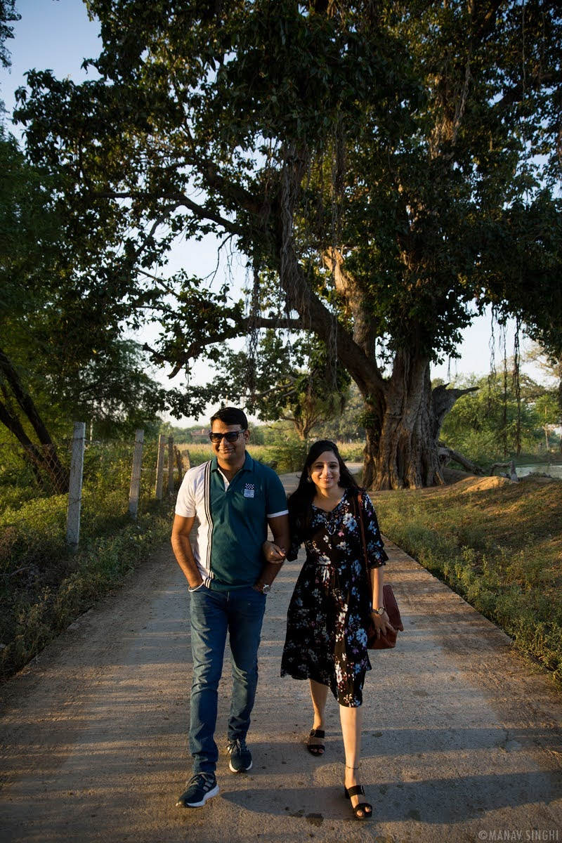 Girish + Rehana = Pre Wed Photography - Jaipur.