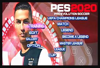 PES 2010 PPSSPP Mod Shopee Liga 1 Update 2019