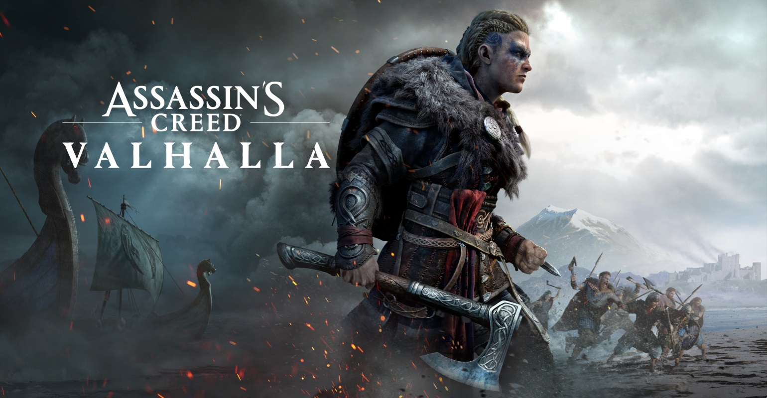 UBISOFT'S ASSASSIN'S CREED VALHALLA IS THE BIGGEST ASSASSIN'S CREED GAME LAUNCH IN HISTORY