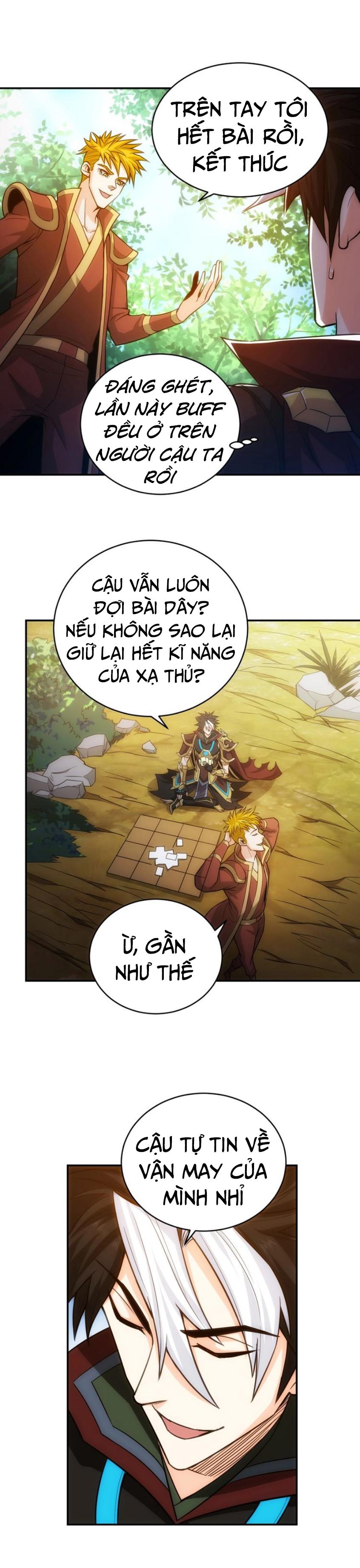 Rich Player - Người Chơi Khắc Kim Chapter 70 - truyenmh.com