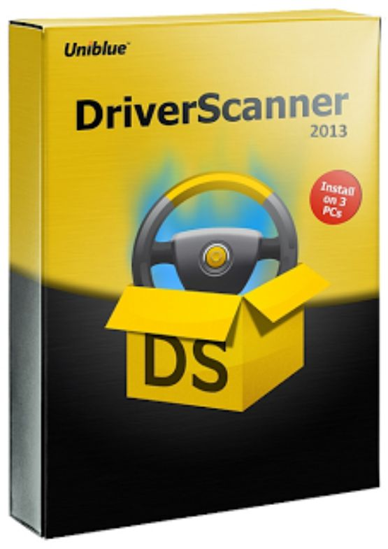 Download Uniblue Driver Scanner 2013 for PC free full version