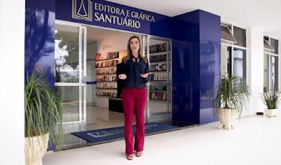 Repórter Camila Morais - Crédito: Reprodução