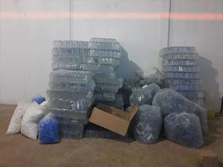 Dono de fábrica clandestina de álcool em gel é preso na Bahia