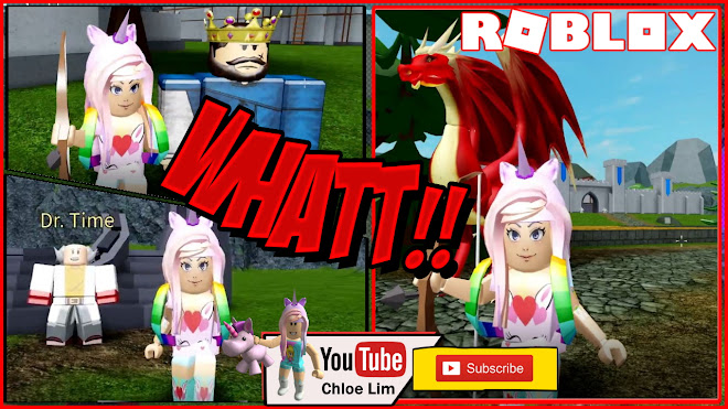 Roblox Time Travel Adventures Gameplay! Part 1 Finale! Medieval Madness! Find out who WE CANT TRUST!