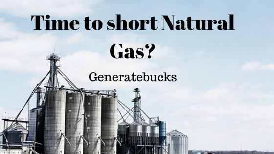 Natural Gas price forecast – It is time to go short Natural Gas Markets?