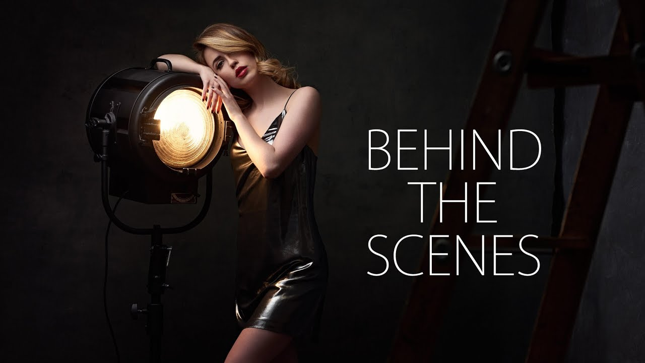 Vanity Fair Style Lighting - 3 Light Setup and Behind the Scenes