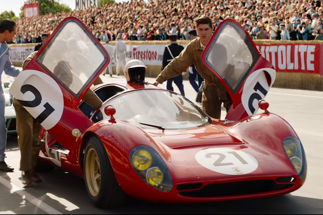 Ford v Ferrari: Film Review