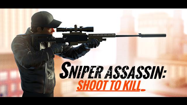 تحميل لعبة Sniper 3D Assassin v1.11.1 مهكرة للاندرويد