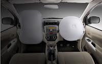 avanza airbag