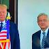 AMLO se reúne con Trump en Casa Blanca