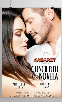 CONCIERTO DE NOVELA CON MICHELLE GUTTY Y MARCELO CEZÁN 2