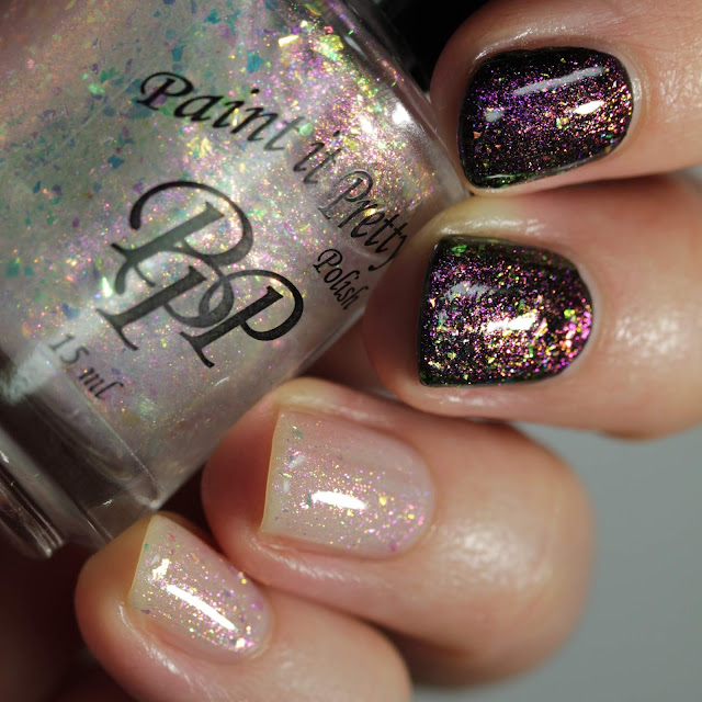 Paint It Pretty Polish The Alpha Protects Them All swatch by Streets Ahead Style