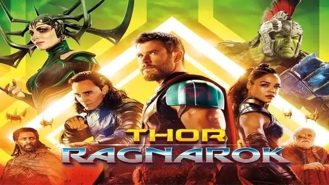 Thor: Ragnarok Movies HD Image Poster