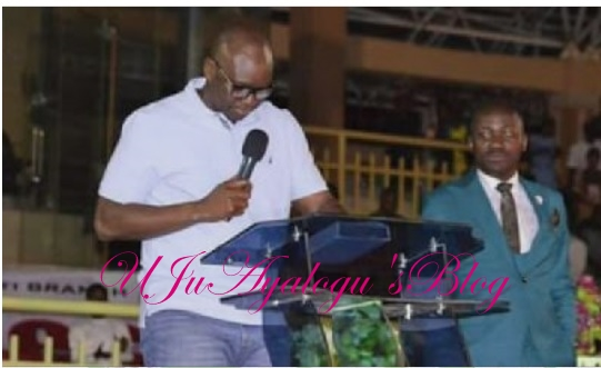 After Being President Of Nigeria.. I Will Become A Pastor Of A Very Big Ministry – Fayose