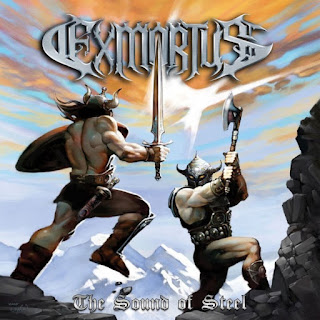 "Ο δίσκος των Exmortus ""The Sound of Steel"""