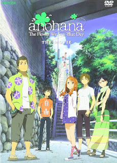 Anohana: The Flower We Saw That Day 2013 Anime 720p BluRay 999MB With Subtitle