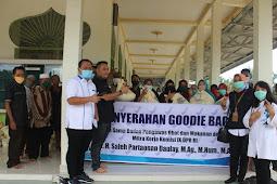 Balai Besar POM di Medan Laksanakan KIE di Labuhan Batu Selatan