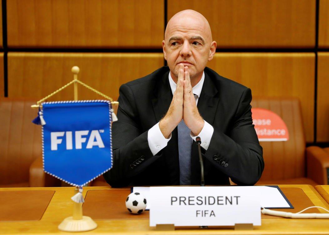 FIFA President congratulates Al Jazira on winning prestigious Arabian Gulf League