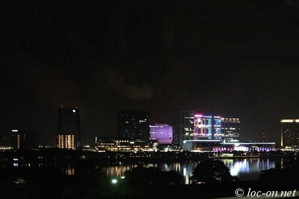 【夜景】東京スポットと言えばお台場のレインボーブリッジは外せない