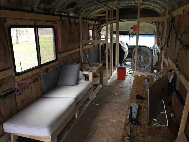 bus spacieux