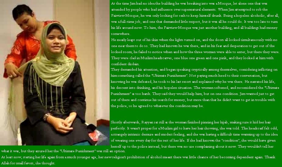 Caption Muslim 5