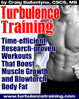 Turbulence Training from Craig Ballantyne