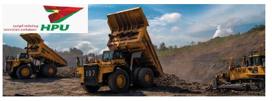 Rekrutmen Karyawan Perusahaan Pertambangan PT Harmoni Panca Utama (HPU Mining) Tingkat SMA D3 Bulan Maret 2020