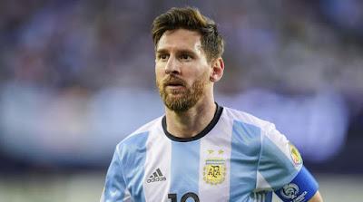 Messi Bermain Bersama Keledai Di Argentina