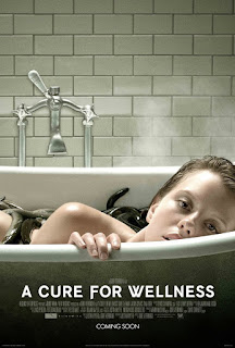A Cure for Wellness 2016 Hindi Dual Audio Movie 200Mb hevc Bluray
