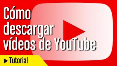 como bajar videos de youtube