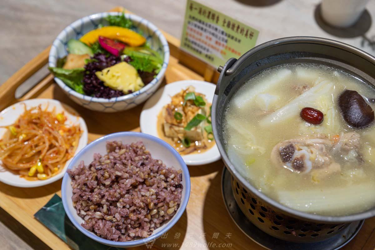 埔里美食 簡餐推薦 山中小廚房 埔里在地食材鮮料理