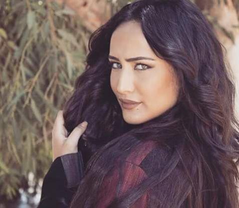 الممثلة الأردنية علاء ياسين ... اللغز المحير!
