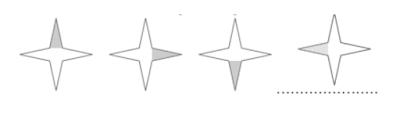 حل تمارين درس 1-1 التبرير الاستقرائي والتخمين - التبرير والبرهان