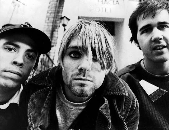 Biodata dan Profil Band Nirvana
