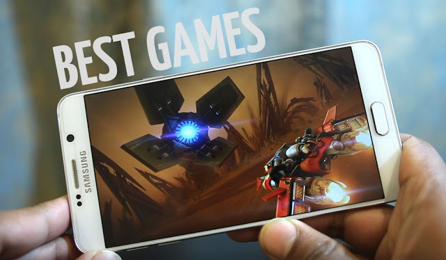 Top Free Android Games You Should Have on Your Phone in 2016