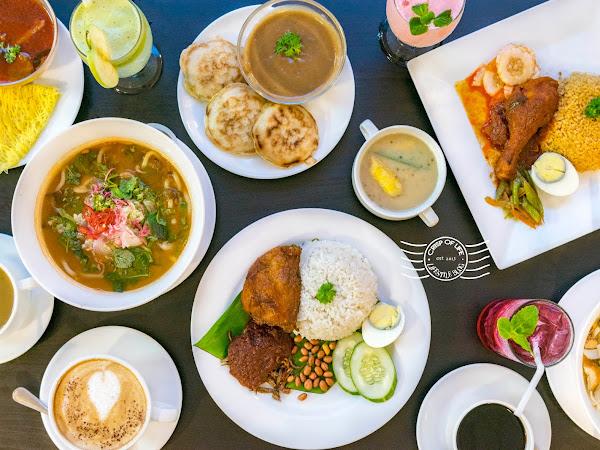 The Lengkuas Cafe @ Jalan Argyll, Penang