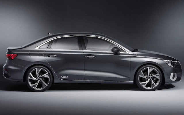 Audi A3 Sedã 2021