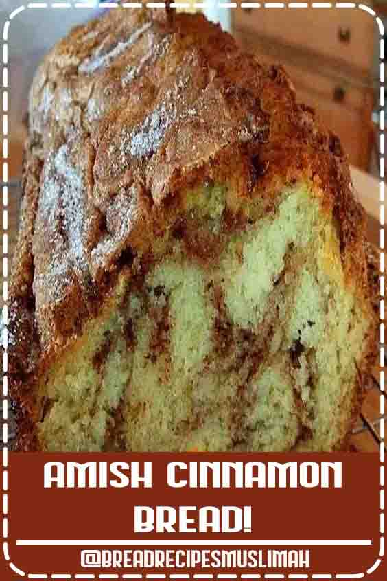 Amish Cinnamon Bread weight watchers smart points friendly #weightwatchers #weight_watchers #amish #connamon #bread #ketogenic #keto #lowcarb #Bread #Recipes #easy #sweet