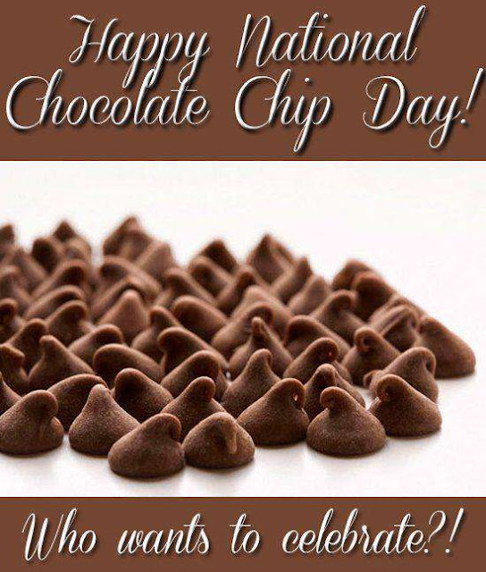 National Chocolate Chip Day Wishes Awesome Picture