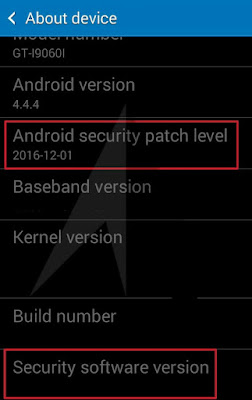Device Security Android