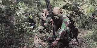 Kisah Kopassus tanpa senjata taklukan hati gerilyawan