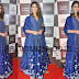 Ileana Blue Party Wear Salwar