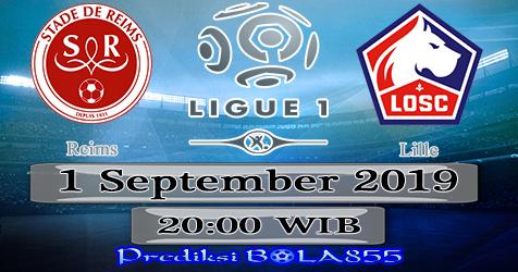 Prediksi Bola855 Reims vs Lille 1 September 2019