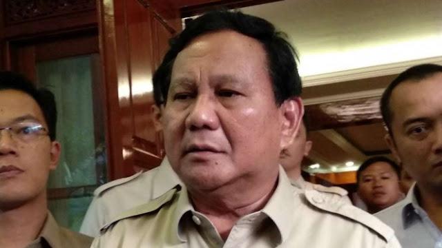 Prabowo Koreksi PKS: Realcount Gerindra Sudrajat Menang