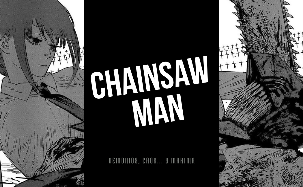 CHAINSAW MAN   MANGA RESEÑA