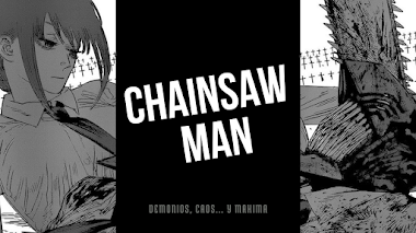 CHAINSAW MAN: Demonios, caos... y Makima | MANGA