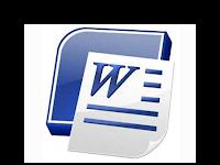 Rumus Rumus Penting Pengoperasian Microsoft Word Lengkap