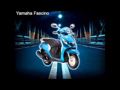 All New Yamaha Fascino image